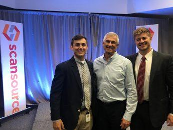 Students Gain Finance, Sales Experience at ScanSource Internship
