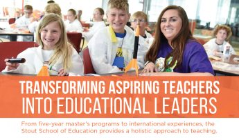 Transforming Aspiring Teachers into Educational Leaders