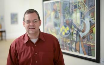 Art Professor Featured in National Show