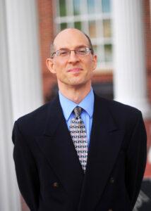 High Point University Professor Scott Russell