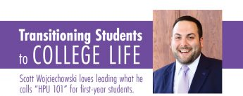Transitioning Students to College Life
