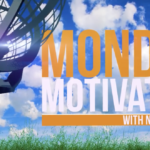 Monday Motivation Thumbnail play button
