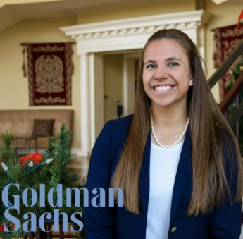 Internship Profile: Emily Promise Interns in New York for Goldman Sachs