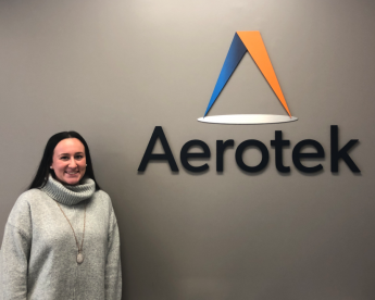 Class of 2018 Outcomes: Laura Smith Recruits for Aerotek