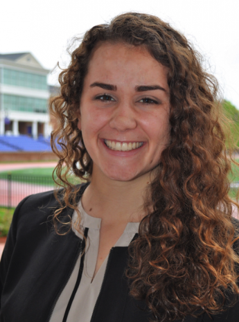 Class of 2019 Outcomes: Emily Lyon Gains Acceptance to Medical School