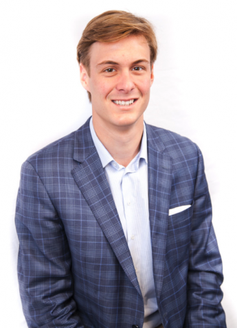 Class of 2019 Outcomes: Griff Caligiuri Finds His Future as a Consulting Analyst