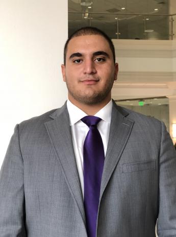 Class of 2019 Outcomes: Rami Aoun Decides on Dell