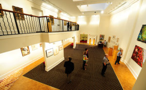 Sechrest Art Gallery