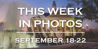 This Week in Photos: September 18-22