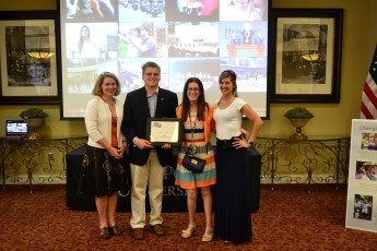 HPU Honors Those Committed to Service Learning