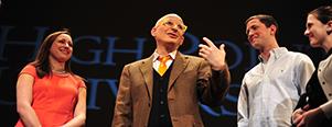 HPU High Point University Seth Godin
