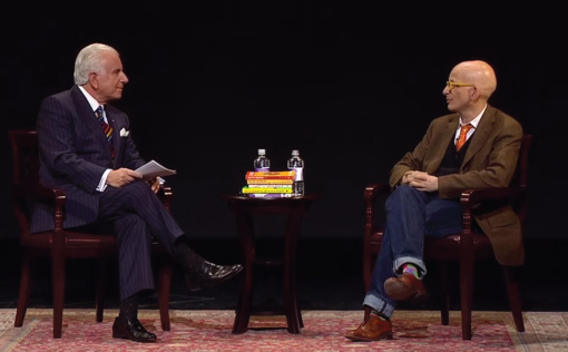 High Point University Hosts Seth Godin