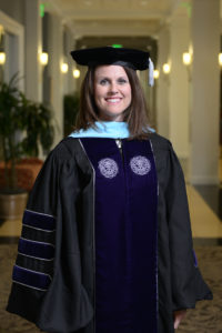 Shelley Bryant - Education Doctorate