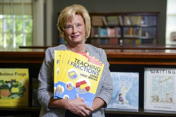 Books by Professor Help Parents and Educators Teach Math with Legos