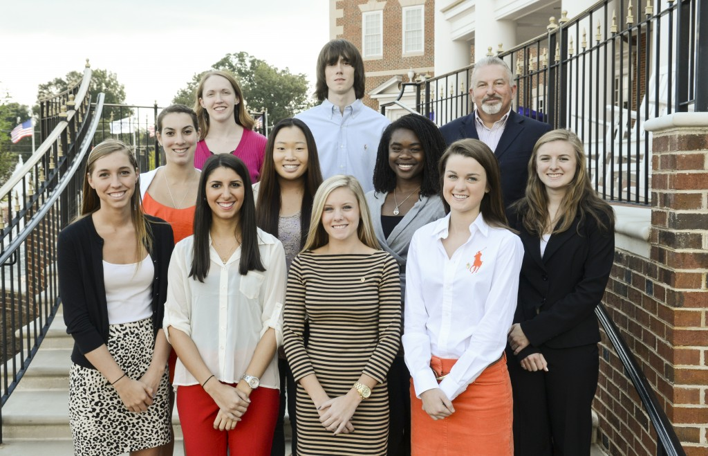 High Point University's Society of Professional Journalist