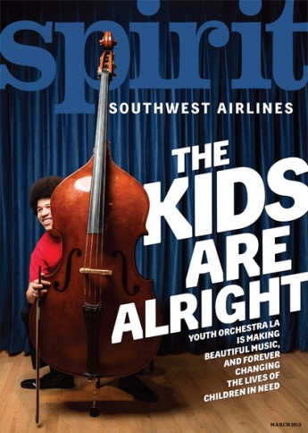 Southwest Airlines Feature: March 2013