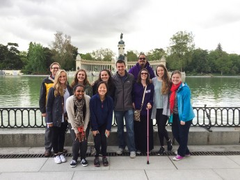 Students Immersed in Spanish Culture During 'Maymester'