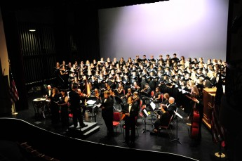 HPU to Perform Mozart's 'Requiem' at Annual Spring Choral Concert
