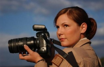 HPU to Host Air Force Photographer Stacy Pearsall