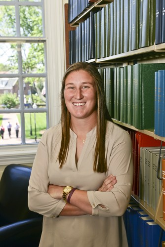 Class of 2015 Outcomes: Stephanie Pazulski Progresses to Law School