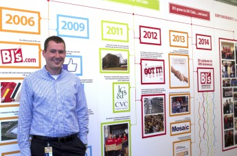 A Package Deal: HPU Senior Gets Corporate Career Experience at BJ's Wholesale