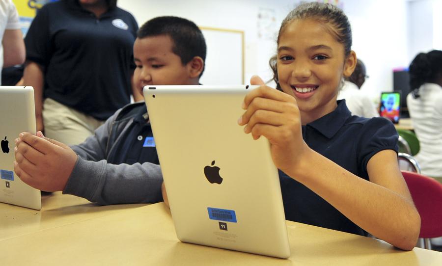 Ipads In Elementary Schools HPU's iPad Pr...
