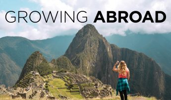 Growing Abroad: How Students Develop Grit through International Experiences