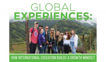 Global Experiences: How International Education Builds a Growth Mindset