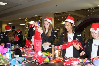 [VIDEO]: Holiday Traditions at High Point University