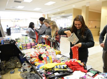 HPU Gives Back to Countless Families During the Holidays