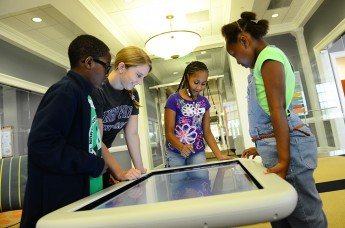 Montlieu Academy Students Continue Summer Reading Institute at HPU