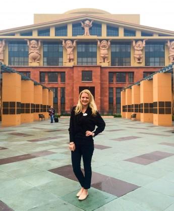 Meet the Seniors: Summer Tonsfeldt Discovers Dream Job at Disney
