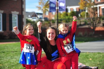 Sorority Raises More Than $10,000 for Local Families with Super Hero Dash