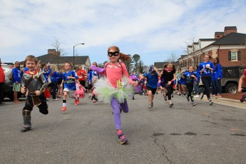 Kappa Delta Sorority and Family Service to Host Third Super Hero Dash