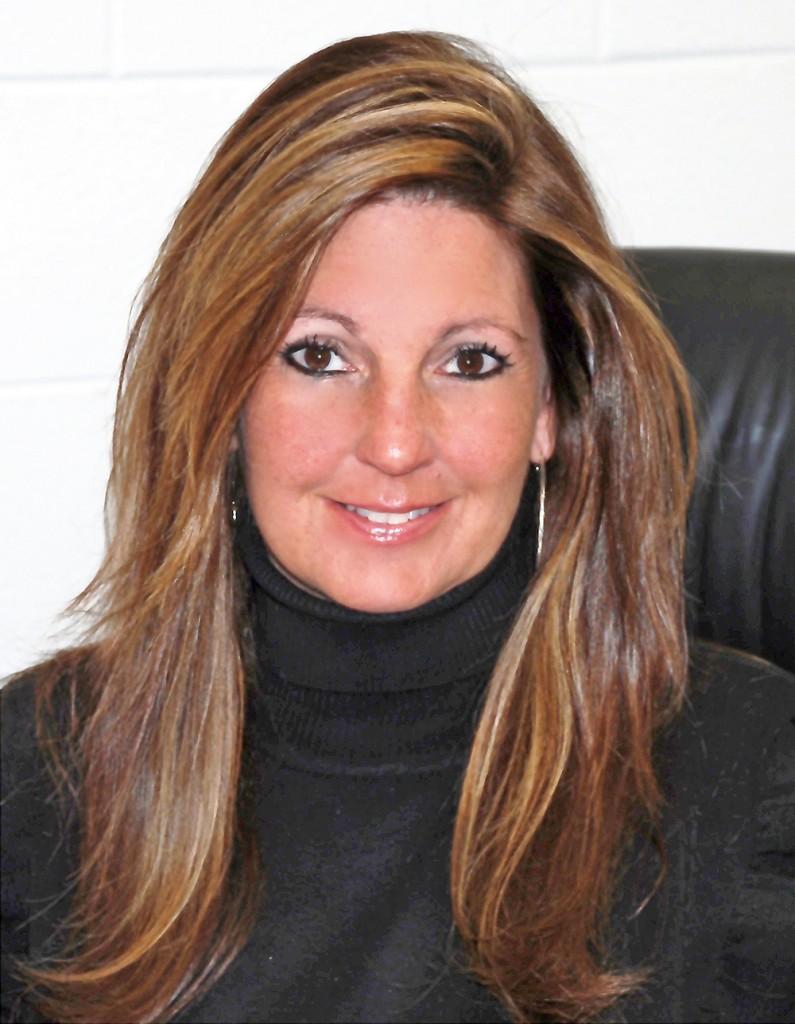 Susan Bunch, principal of Mount Airy Middle School