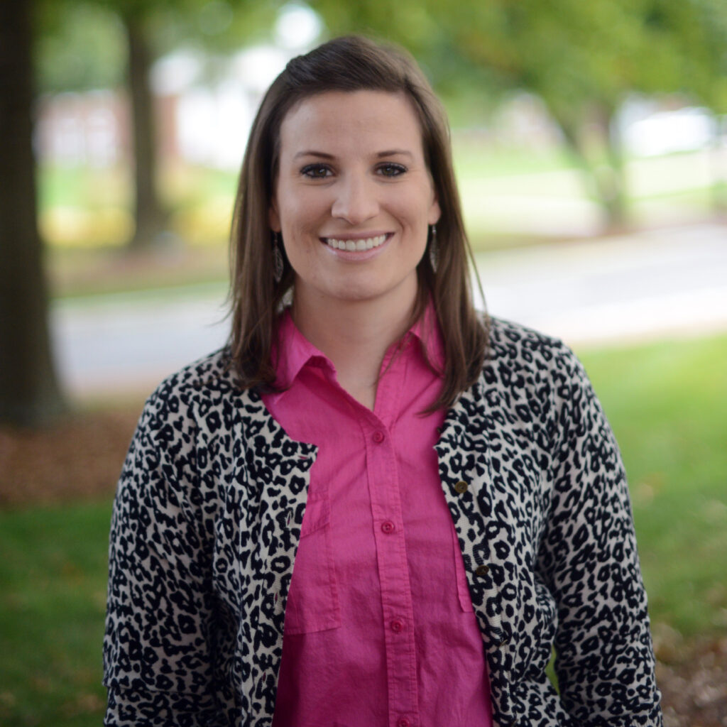 High Point University New Hire Suzanne Meehan