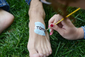 TOMS One Day Without Shoes 2