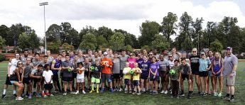 Fitness, Confidence and Fun: HPU's TOPSoccer Program Impacts Local Children