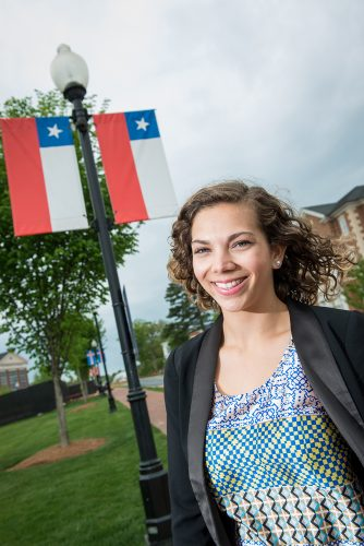 Student Receives Pulitzer Fellowship to Report from Chile