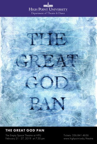 HPU Theatre Presents 'The Great God Pan'