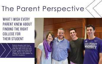 Parent Perspective: The Murphy Family