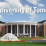 The University of Tomorrow - Congdon Health Sciences & Fred Wilson Pharmacy - rendering