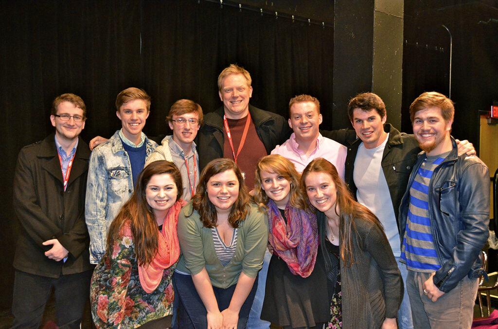 Theatre Students 1