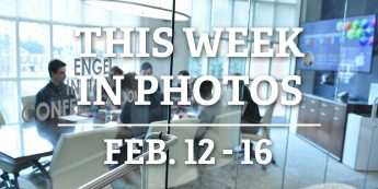This Week in Photos: Feb. 12-16