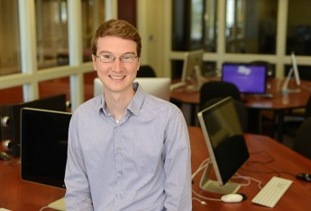 Class of 2014 Outcomes: Thomas Langford Engineers A Career in Technology