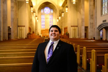 Senior Answers Call to Ministry Through Internship