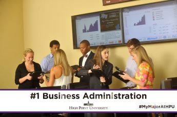 #MyMajorAtHPU: Business Administration