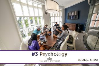 #MyMajorAtHPU: Psychology