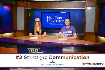 #MyMajorAtHPU: Strategic Communication