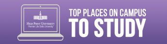Top Places on Campus to Study